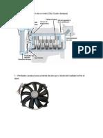 Sistema de Refrigeración de Un Motor Otto