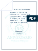 Protocolo de investigación - Electrooculografía