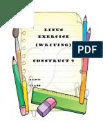 Linus Exercise Writing c9