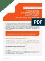 La Négociation Internationale - Docu Business France
