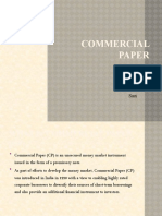 Commercial Paper Ppt