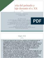 Historia Del Peinado y Maquillaje Durante.