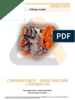 Catalogo ricambi K.6A10G0