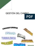 Gestion Del Cambio
