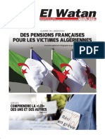 Journal El Watan Du Vendredi 9 Fevrier 2018