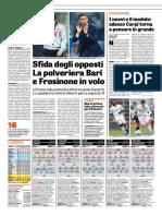 La Gazzetta Dello Sport 10-02-2018 - Serie B - Pag.1
