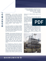 DAHLMAN INFO CCR Catalyst Fines Filtration