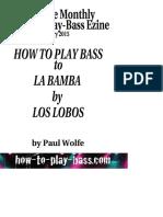 Jan La Bamba