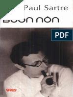 Nausea - Buồn Nôn - Jean Paul Sartre