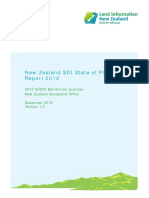 New Zealand- NSDI