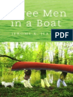 Three Men in a Boat-Jerome K-Jerome