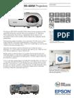 Epson EB 435W Brochures 1