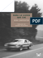 Carpenter Don - Dura la lluvia que cae.epub