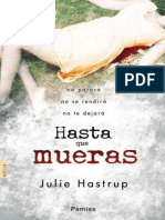 Hastrup Julie - Hasta que mueras.epub
