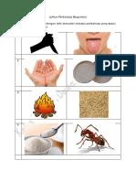 Latihan Peribahasa Bergambar PT3