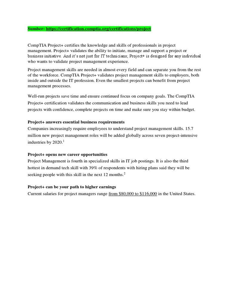 Artikel sertifikasi projectcx project management artikel sertifikasi projectcx project management professional test assessment 1betcityfo Choice Image