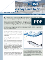 What Does Soy Have to Do with Fish?