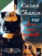 Chance Karen - Ama de la muerte.epub