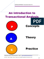 Introduction to Transactional Analysis