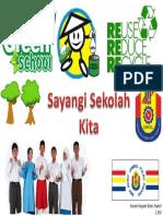 Poster Sayang Sekolah - Farah Hayati