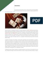 Nature of Managerial Economics.docx