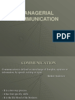 Communication Ip