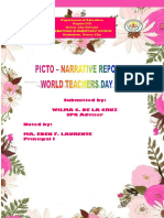 World Teachers Day Narrative Report 2017