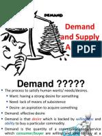 1 - Demand and Supply Analysis