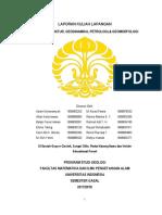 Laporan Kuliah Lapangan Cisolok Sukabumi Desember 1-3 2017
