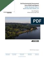 Hutton Brickyards - FEAF Report 20180131