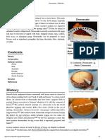 Cheesecake - Wikipedia