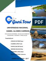 Gurú Tours Data