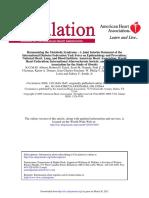 Armonización Del Sindrome Metabólico