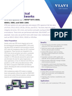 Verifying Optical Transport Networks Product Solution Briefs En