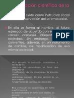 Expocicion de Sociologia de la Educacion.pptx