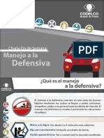 01 04 Manejo a La Defensiva