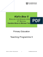 KB5 2Edition TeachingProgramme LOMCE 2015 Eng