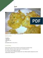 Krompirjevi polpeti