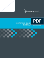 Competence Standard New Zealand
