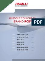 Bucse Conice RCB