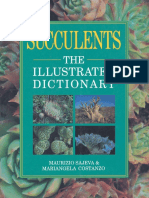 Succulents - The Illustrated Dictionary (1997)