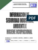 2informacion de Seguridad, Ambiente e Higiene Ocupacional Paseo La Castellana