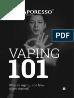 Vaporesso Vaping 101 eBook
