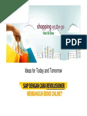 Contoh Proposal Usaha Online Shop Kosmetik Pdf Berbagi Contoh Proposal