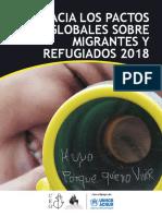 Libro Hacia Los Pactos Globales 2018