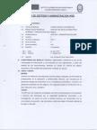 Gestion y Administracion Web