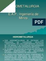 HIDROMETALURGIA.ppt