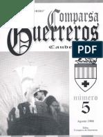 Boletín del Guerrero Nº.5