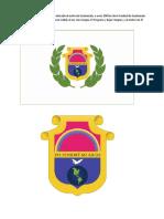 Departamentos de Guatemala Con Bandera y Escudo
