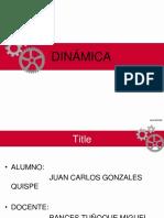 Gonzales Quispe Juan Carlos